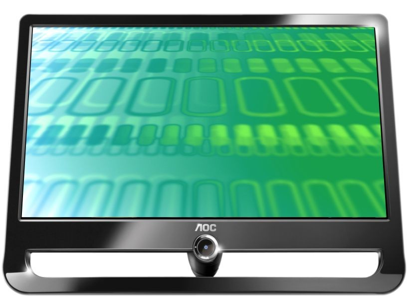 Monitor LCD 22 pulgadas (area visible 21.5)