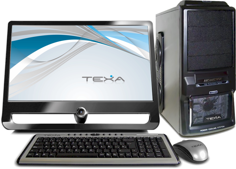 Computadora TEXA Lumi AR con procesador Intel Core i5