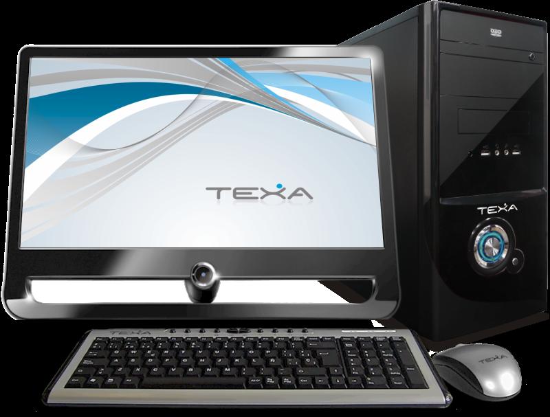 Computadora TEXA Lumi con procesador Intel Core i5 y sistema operativo Windows 7