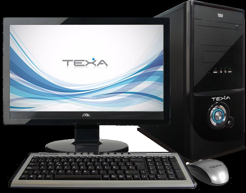Computadora TEXA Maya con procesador Intel Atom y sistema operativo Linux
