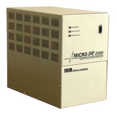No Break MicroSR 2000va