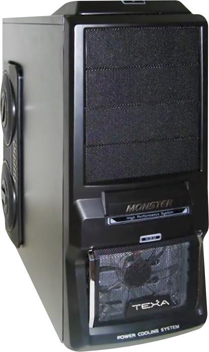 Estación de trabajo TEXA con procesador Intel Xeon 5670