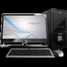 Computadora TEXA Aztec con procesador Intel Pentium y sistema operativo Linux