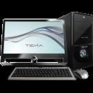 Computadora TEXA Cobá con procesador Intel Core i3 y sistema operativo Windows 7