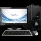 Computadora TEXA Maya con procesador Intel Atom y sistema operativo Windows 7