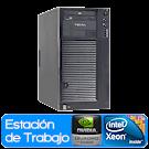 Estación de trabajo TEXA con procesador Intel Xeon 3440