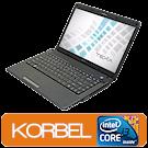 Laptop TEXA Korbel 330 con procesador Intel Core i3