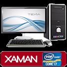 Computadora TEXA Xaman con procesador Intel Core i7