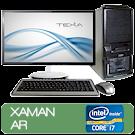 Computadora TEXA Xaman AR con procesador Intel Core i7